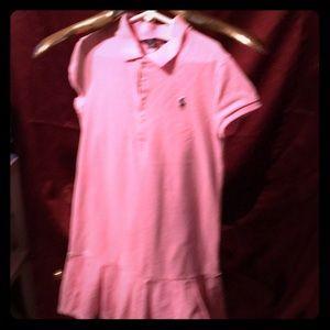 Girls polo Ralph Lauren dress